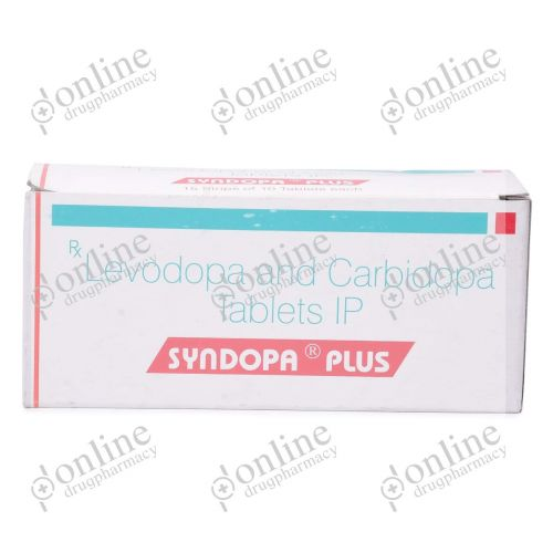 Syndopa Plus 125 mg-Front-view