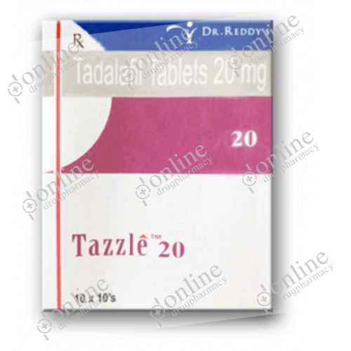 Tazzle 5 mg tablet