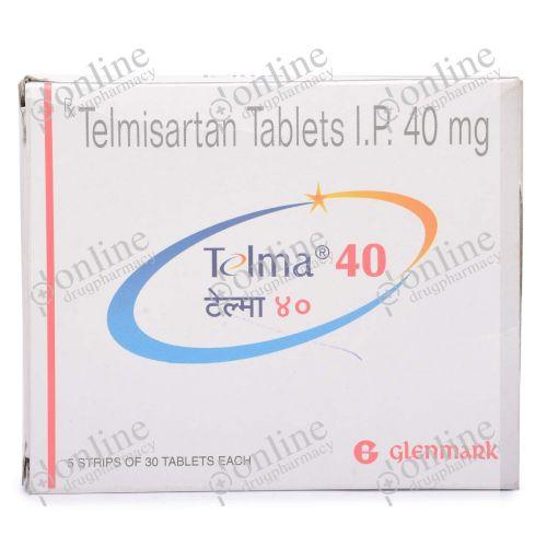 Telma 40 mg-Front-view