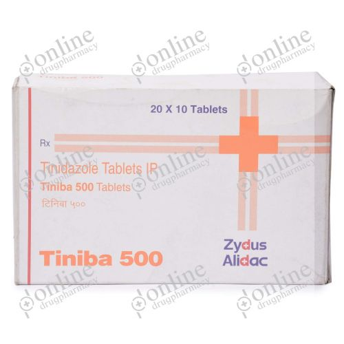 Tiniba 500 mg-Front-view