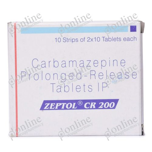 Zeptol CR 200 mg-Front-view