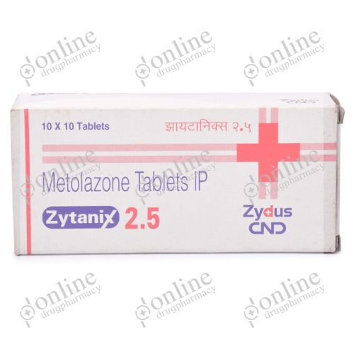 Zytanix 2.5 mg-Front-view