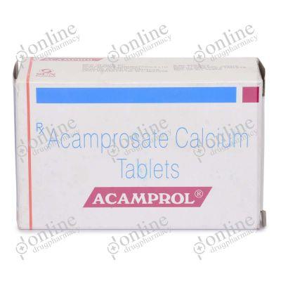 Acamprol 333 mg