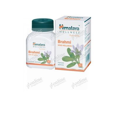 Brahmi Mind Wellness Tablets