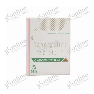 Cabgolin - 0.25mg