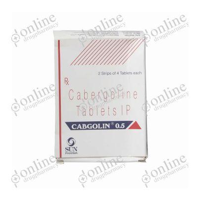 Cabgolin - 0.5mg