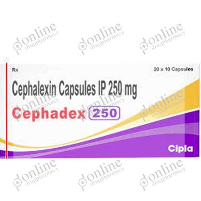 Cephadex 250 mg Capsule