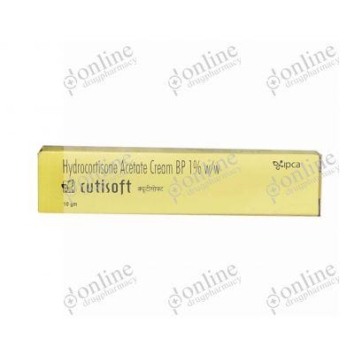 Cutisoft Cream - 1%(10gm)