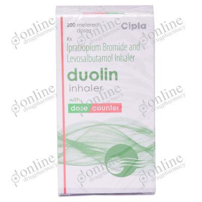 Duolin Inhaler - 70mcg