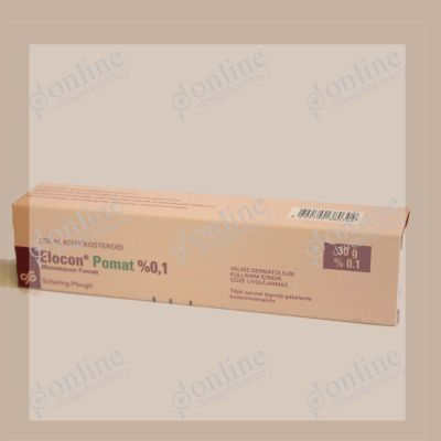 Elocon 0.1% Ointment 30 gm