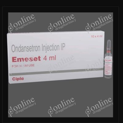 Emeset 4 mg Injection