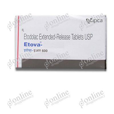 Etova 600 mg Tablet ER