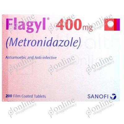 Flagyl 200 mg Tablet