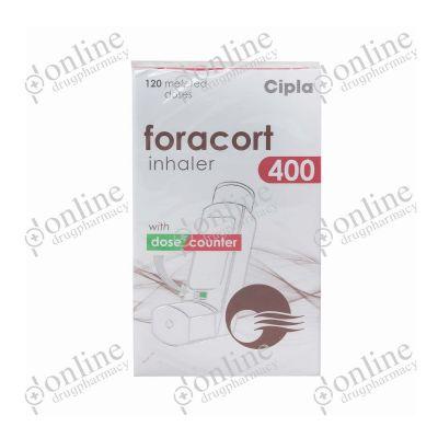Foracort Inhaler - 6/400mcg