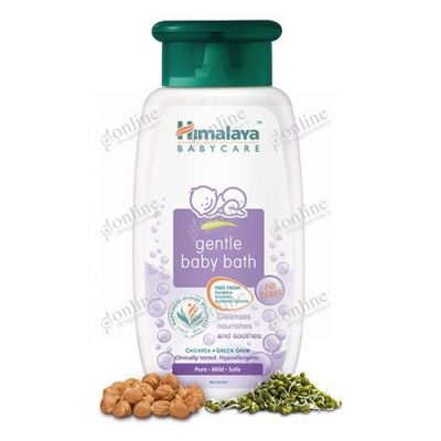 Gentle Baby Bath 100ml