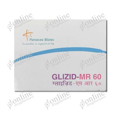 Glizid 60 mg Tablet MR