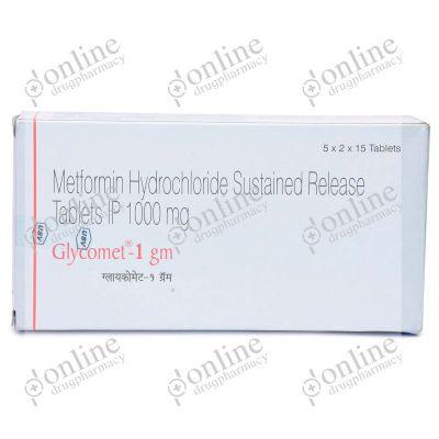 Glycomet - 1000mg
