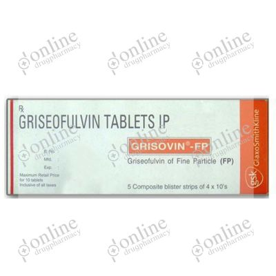 Grisovin-FP 500 mg Tablet