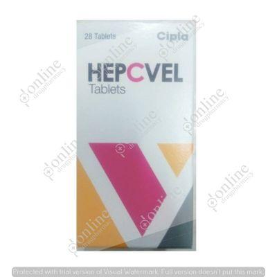 Hepcvel 400 Mg +100 Mg
