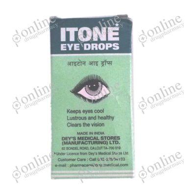 Itone Eye Drop 10 ml