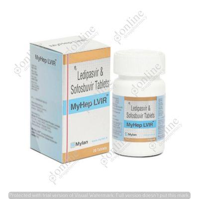 Myhep LVIR 90 Mg + 400 Mg
