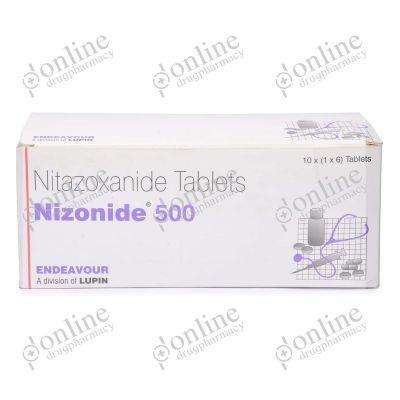 Nizonide - 500mg