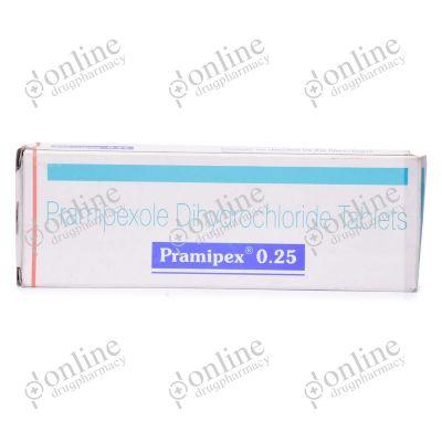 Pramipex - 0.25mg