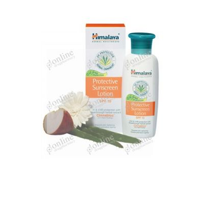 Protective Sunscreen Lotion 100ml