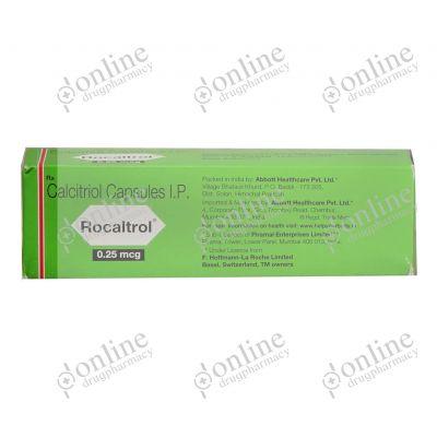 Rocaltrol - 0.25mg