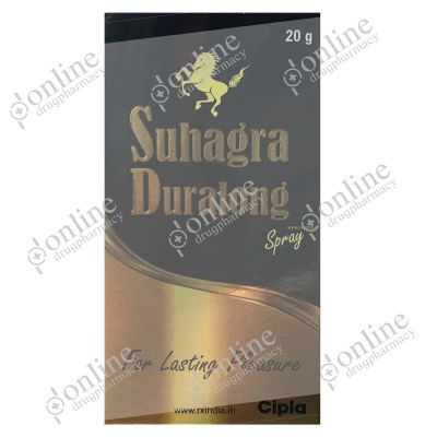 Suhagra Duralong Spray 20 mg