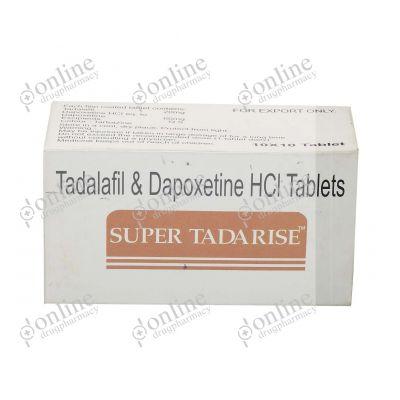 Super Tadarise - 20mg