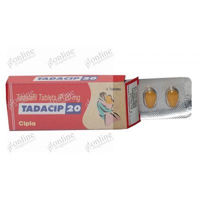 Tadacip - 20mg
