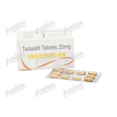 Tadarise - 20mg