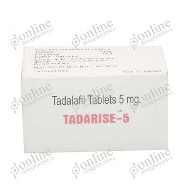 Tadarise - 5mg