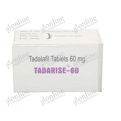 Tadarise - 60mg