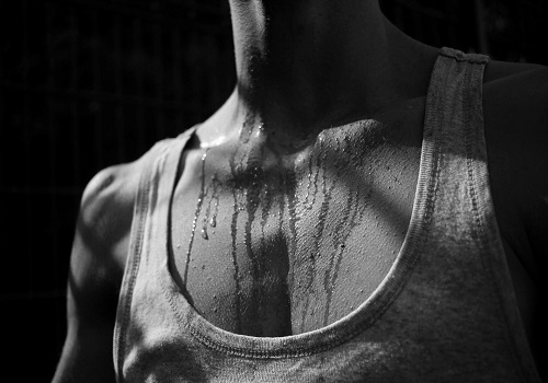 Men's Health Special: 7 Ways To Deal With Sweat This Summer