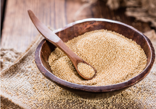 Amaranth Grains - No Gluten, No Carbohydrates, Only Nutrition!