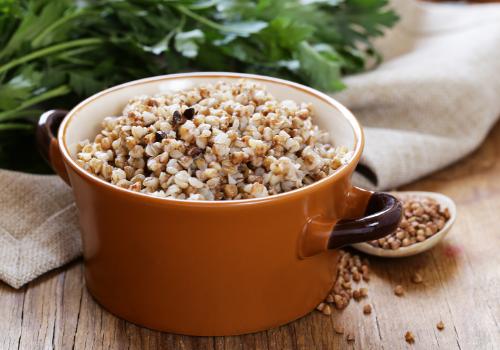 Your supplement thick Nourishment - Buckwheat