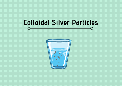 Colloidal Silver- Suspended Silver Particles