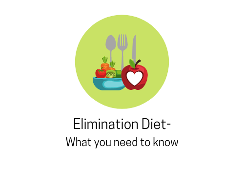 EVERYTHING YOU NEED TO KNOW ABOUT ELIMINATION DIET