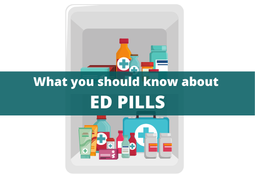 Everything You Should Know About the Erectile Dysfunction Medicines