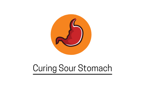 How To Cure A Sour Stomach?
