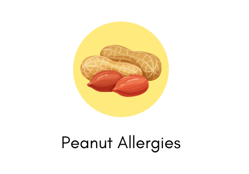 Peanut Allergies: One Of The Most Common Food Allergies