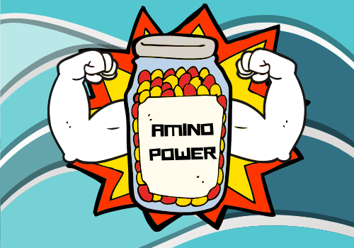 Raise Serine Levels With Amino Acids